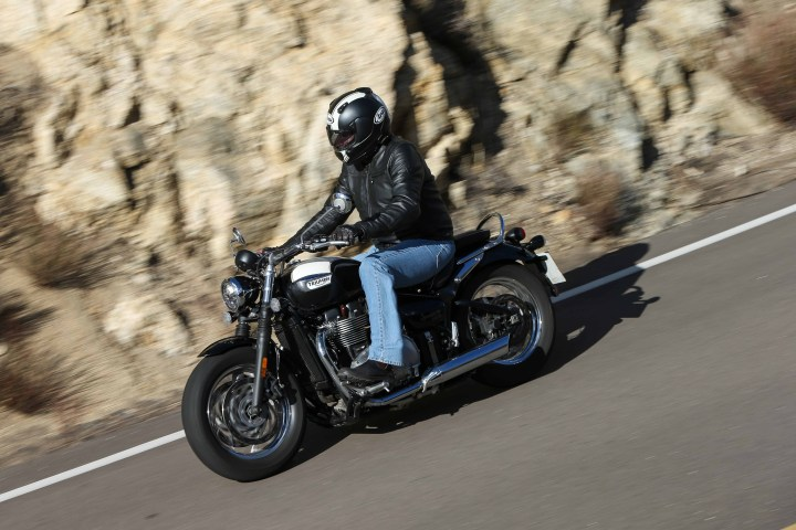 First ride: 2018 Triumph Bonneville Speedmaster
