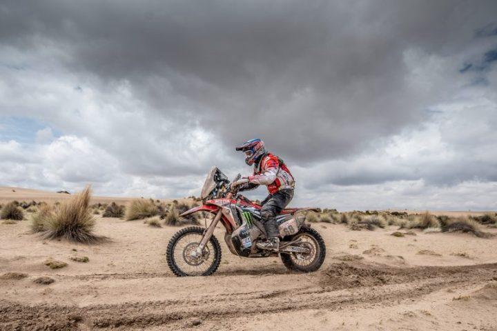 2018 Dakar: Stage 7