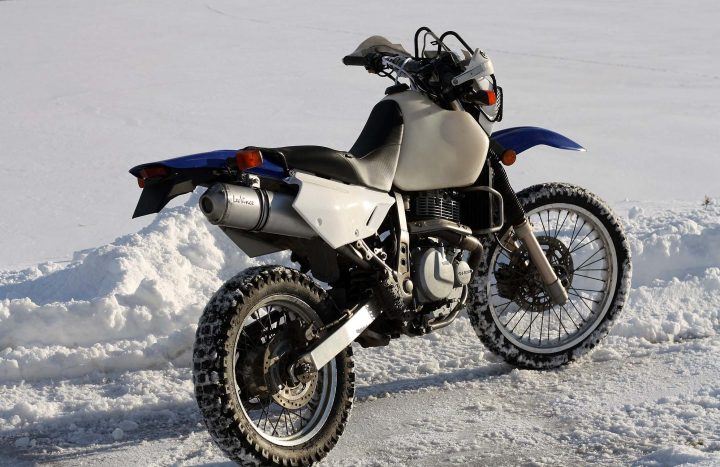 It's that time again: How to store your motorcycle for winter