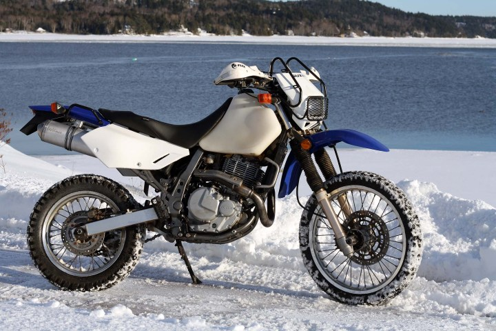 cmg project dr650 update 4 canada moto guide