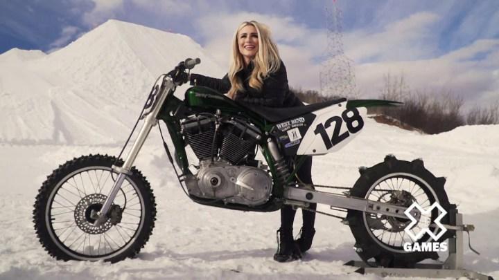 "Harley-Davidson to introduce ""Snow Hill Climb"" racing at X-Games"