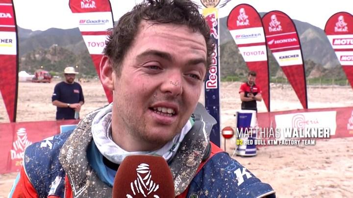 2018 Dakar: Stage 10