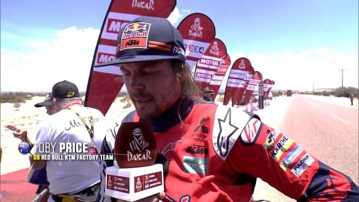 2018 Dakar: Stage 11