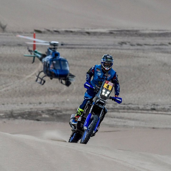 2018 Dakar Rally: Stage 4