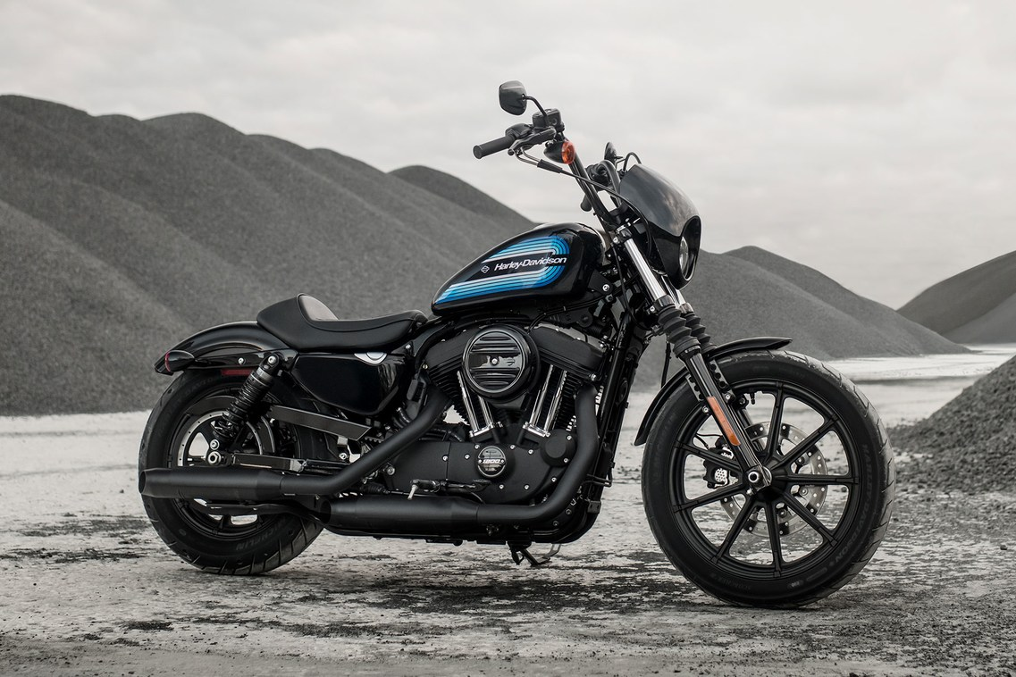 Iron 1200, Forty-Eight Special join Harley-Davidson lineup