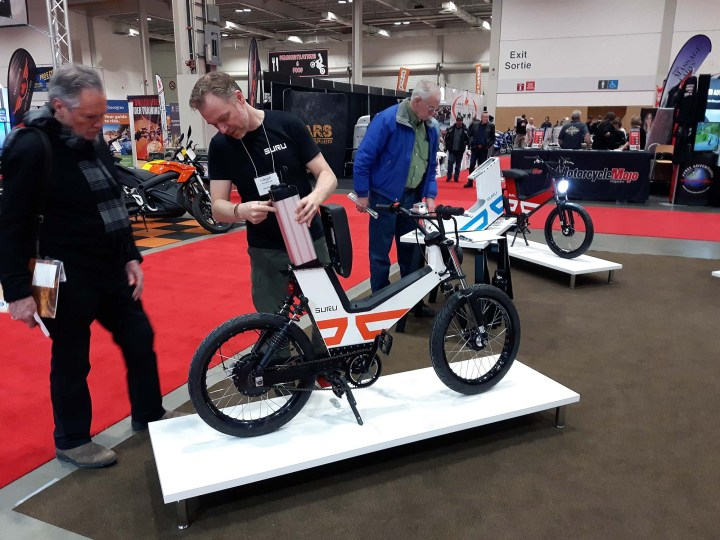 Montreal Motorcycle Show runs this weekend