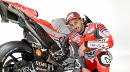 Andrea Dovizioso Photo: Ducati