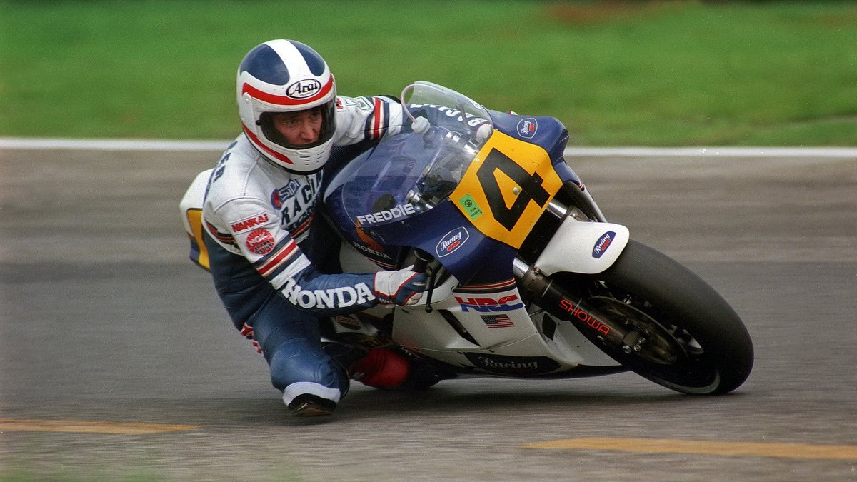 Freddie Spencer, exotic bikes expected at Toronto's Spring Motorcycle Show