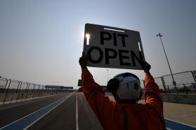 pit open