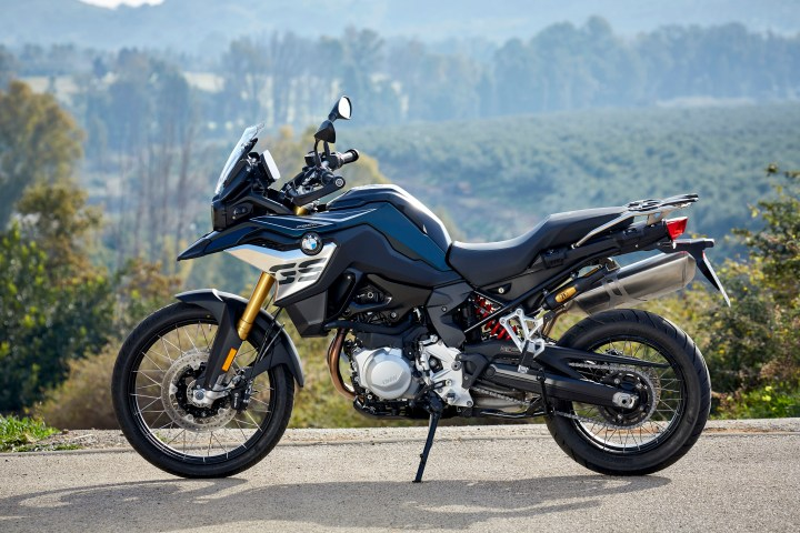 First Rides  2018 Bmw F750gs And F850gs