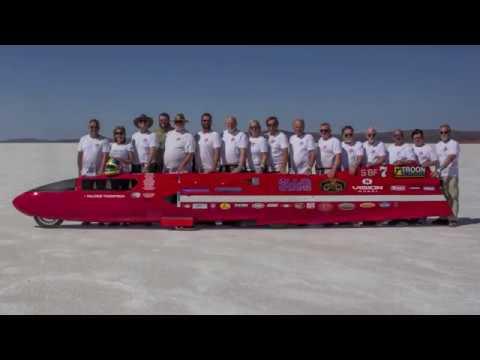 Video: Valerie Thompson survives 481 km/h crash