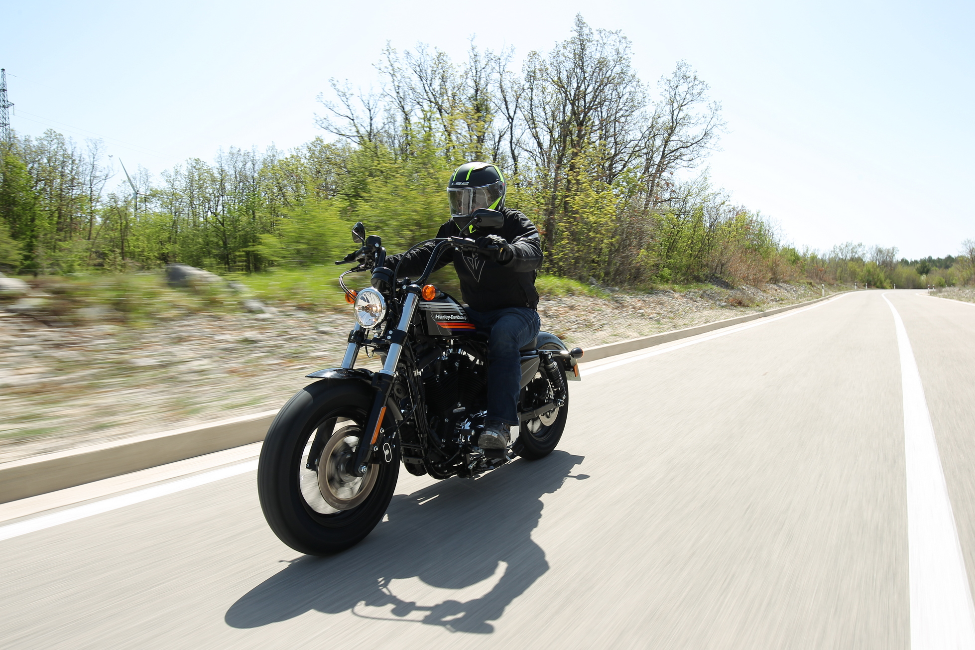 First ride: 2018 Harley-Davidson Sportster Iron 1200 and 48