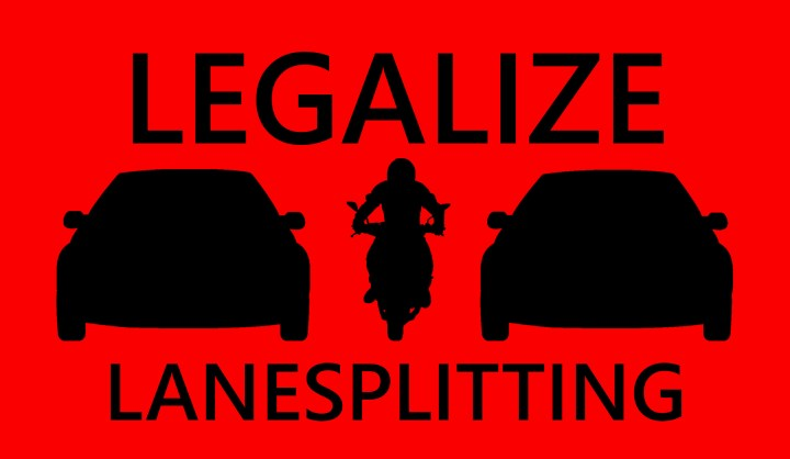 More states are considering legalizing lanesplitting