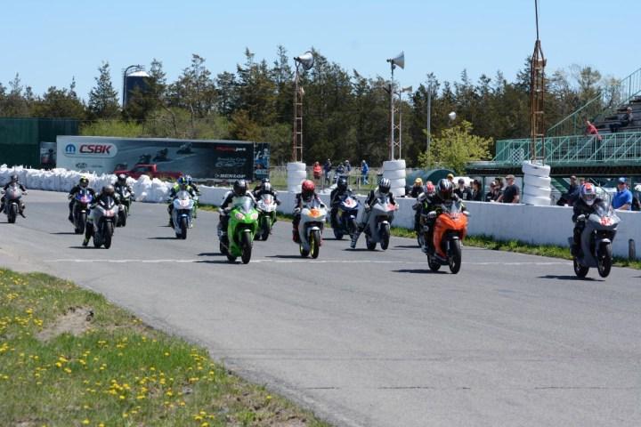 Parts Canada, Yamaha announce CSBK support