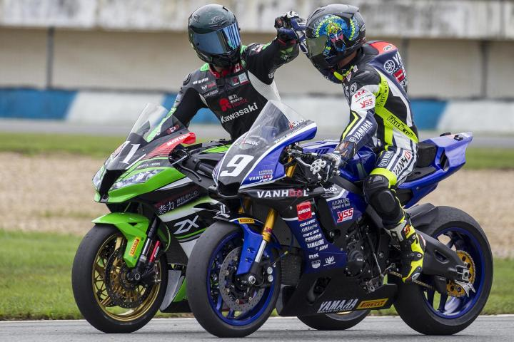 Racing roundup: Dan Kruger solid in Chinese championship