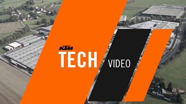 KTM to include new Bosch tech on future models