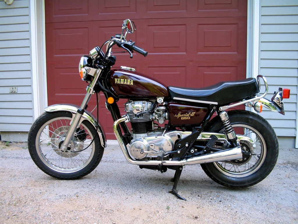 Find of the Month: 1979 Yamaha XS650 Special II