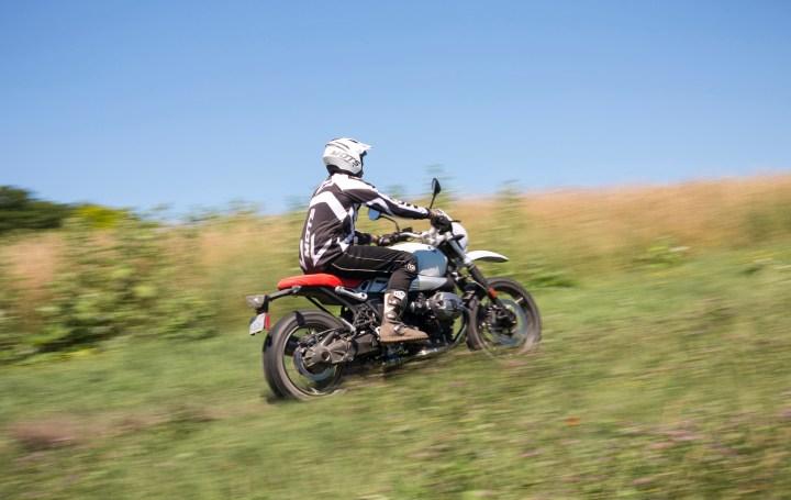 Test Ride: BMW R nineT Urban G/S