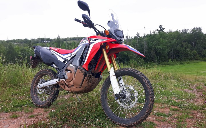 Test Ride: 2018 Honda CRF250 Rally