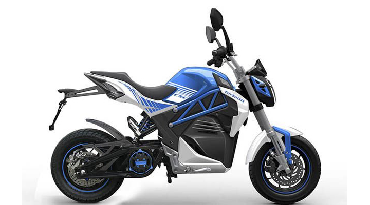 CSC goes electric with new City Slicker model  Canada Moto Guide