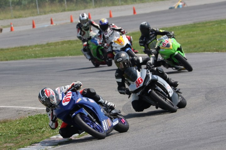 CSBK Round Three Report: Focused on the Front Runners