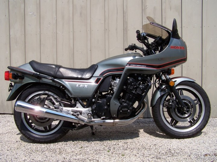 Find of the Month: 1981 Honda CBX Super Sport