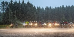 Fundy Adventure Rally: Come for the riding, and return in hopes it doesn't rain next year. Photo: Daniel Espinosa