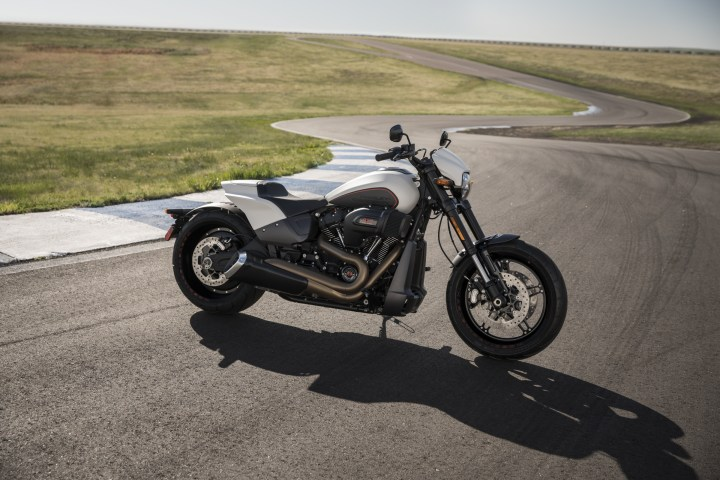 Harley-Davidson introduces new FXDR 114 muscle bike