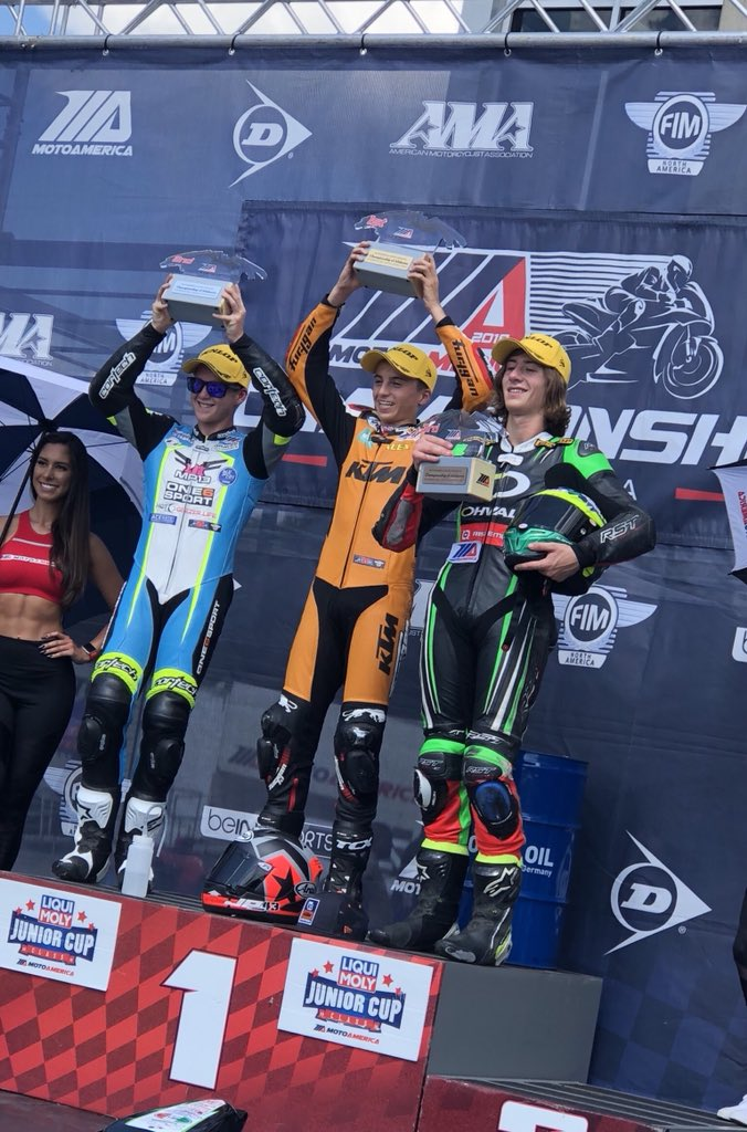 Canadian Racing Round Up: Dumas Doubles at Barber