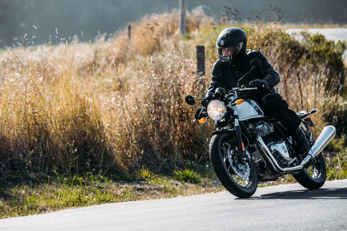 First Rides: 2019 Royal Enfield Interceptor 650 and Continental GT 650