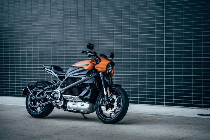 Harley-Davidson Livewire will debut at EICMA