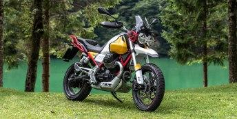 Moto Guzzi V85 9