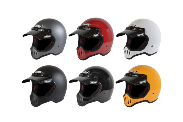 Gear review: Simpson M50 helmet
