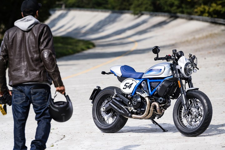 Ducati announces more updated Scramblers