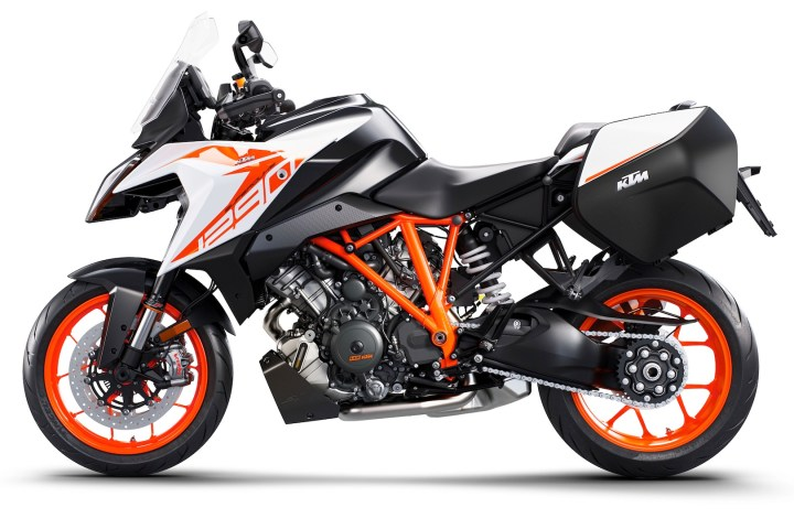 Nobility upgraded: KTM Super Duke GT revised for 2019