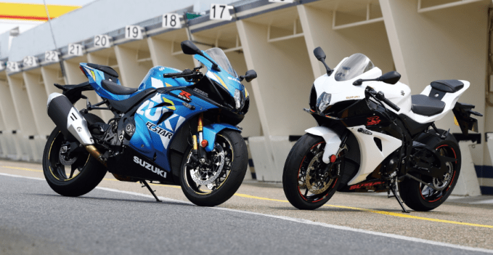 Suzuki GSX-R1000 models get updates for 2019