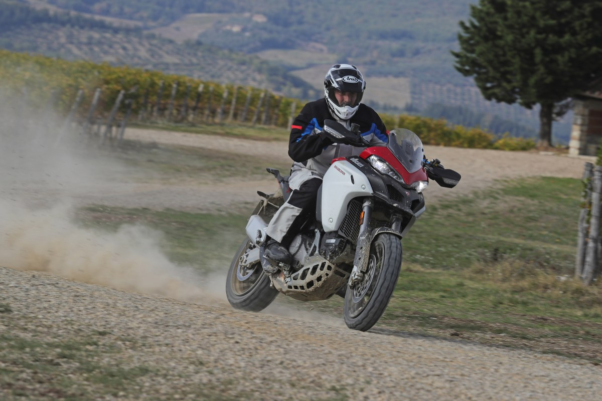 First Ride: 2019 Ducati Multistrada 1260 Enduro