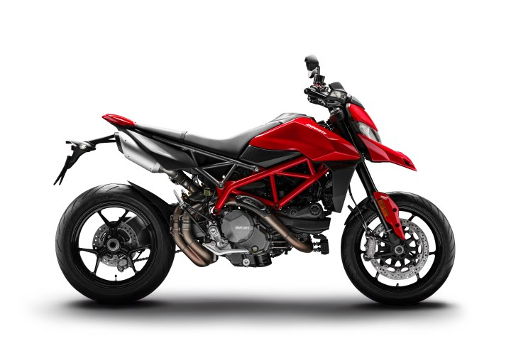Behold the new Ducati Hypermotard 950 (and the Hypermotard 950 SP)