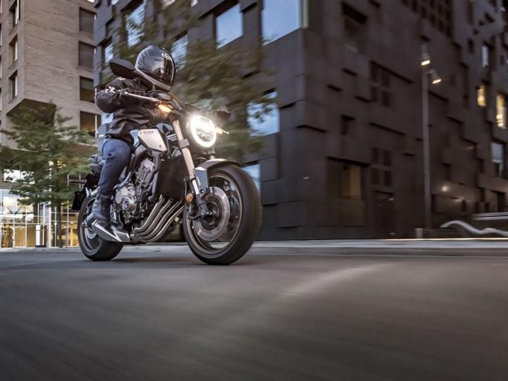 2019 Honda CB650R: Middleweight neo-retro unveiled at EICMA.