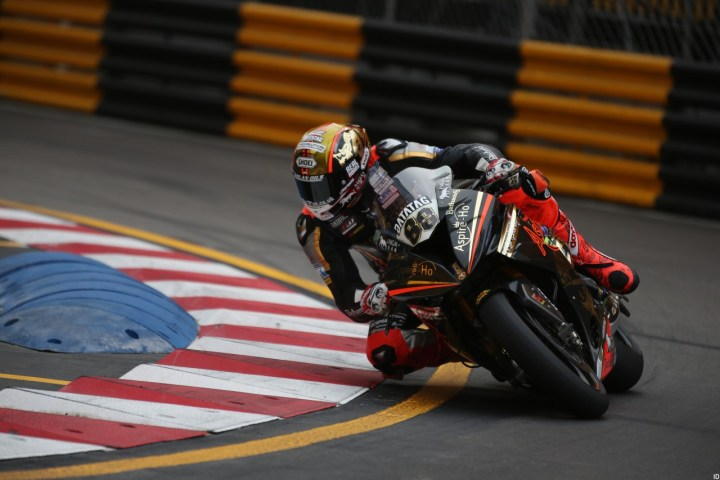Macau GP runs this weekend