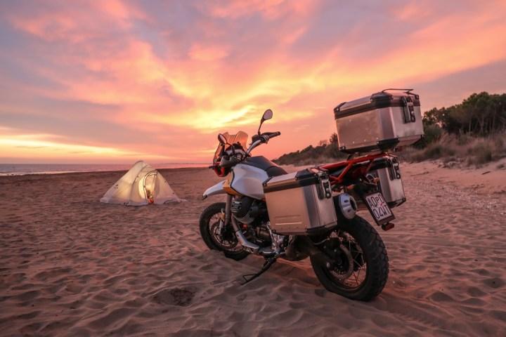 Moto Guzzi V85 TT details announced