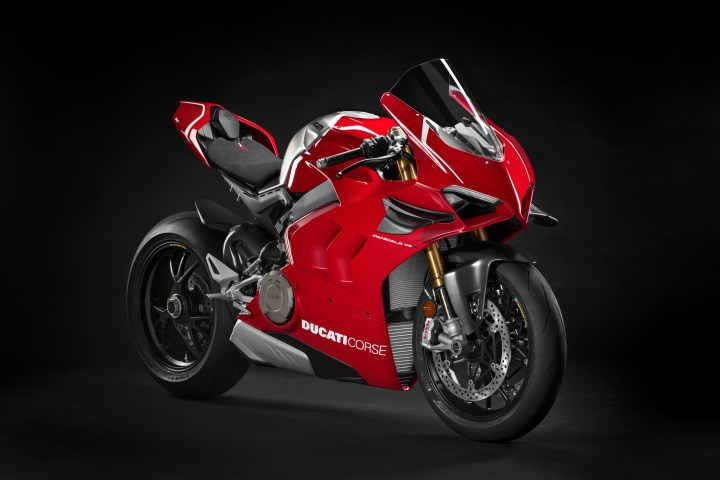 "Ducati V4 is ""the ultimate road-legal Ducati race bike"""