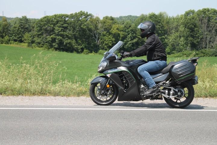 Test Ride: 2018 Kawasaki Concours 14 ABS