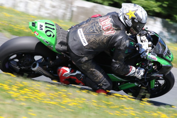 Talking Canadian Superbike Racing with Colin Fraser