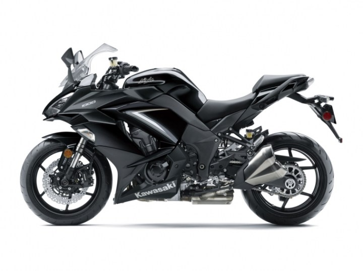 Spied! Kawasaki is working on updated Ninja 1000