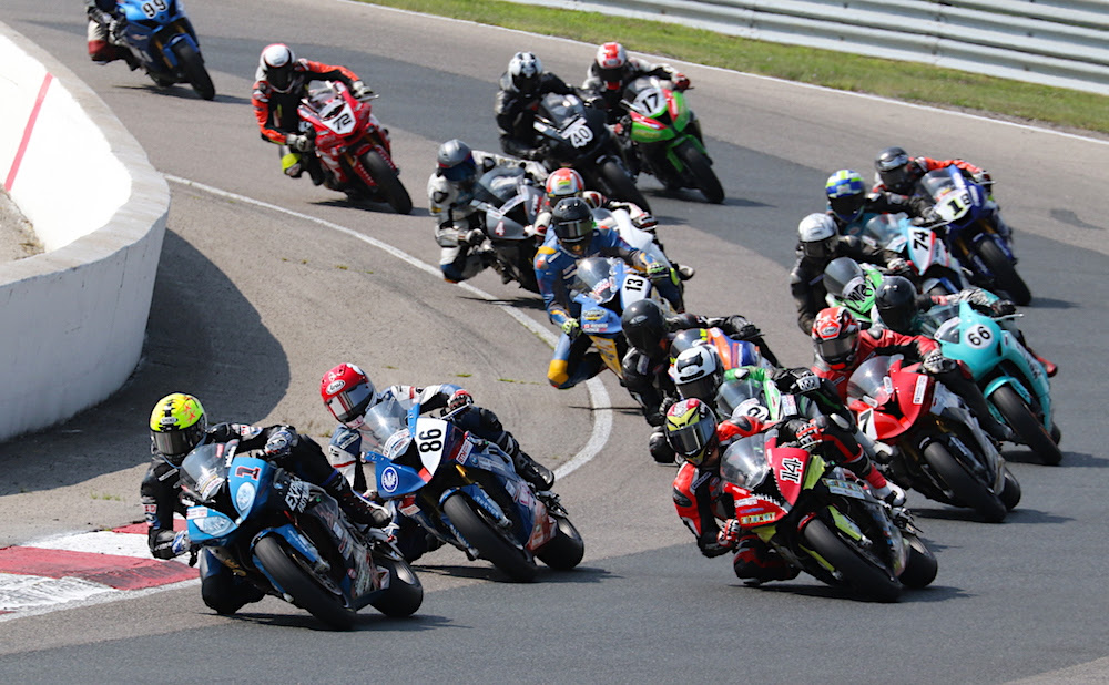 CSBK announces 2019 schedule