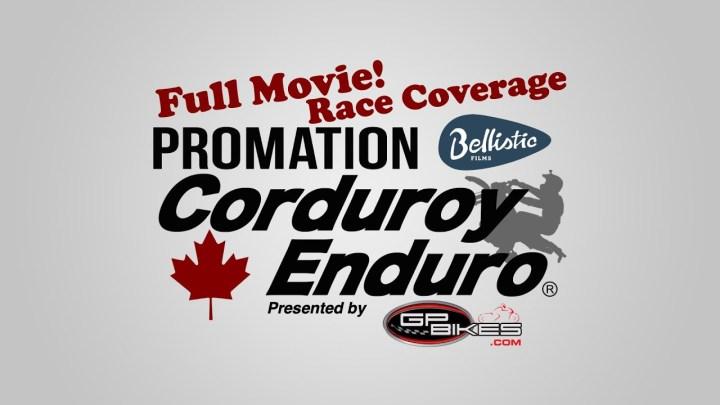 Video: Here's the 2018 Corduroy Enduro