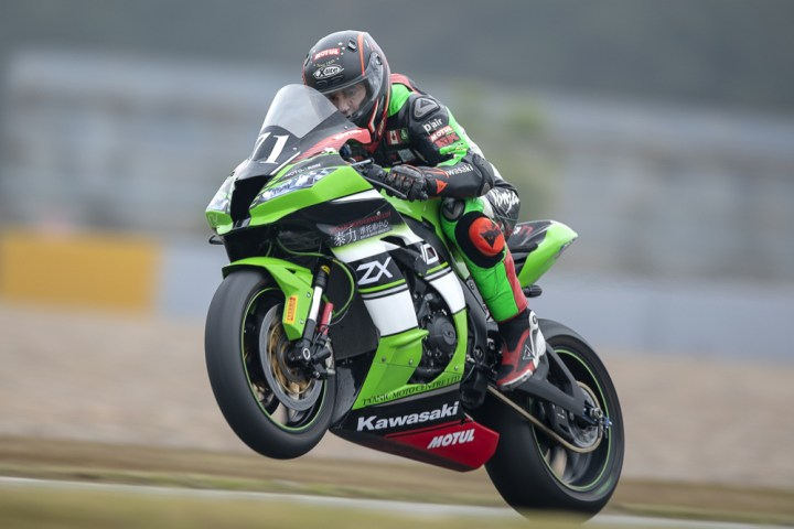 Dan Kruger and team win first Chinese endurance race of 2019