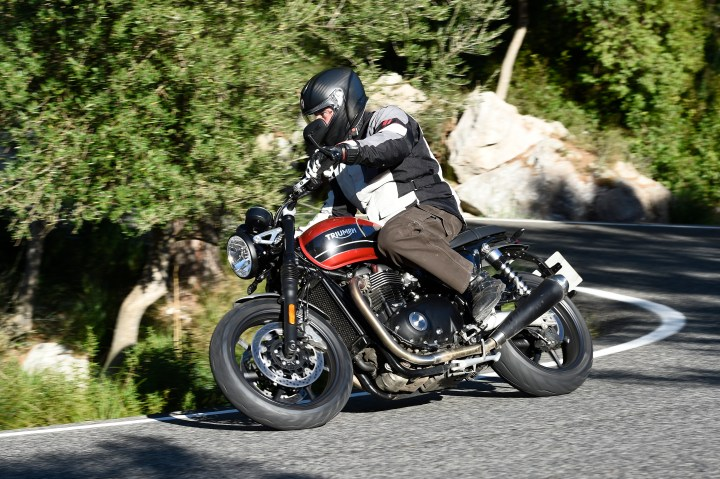 First Ride: 2019 Triumph Speed Twin
