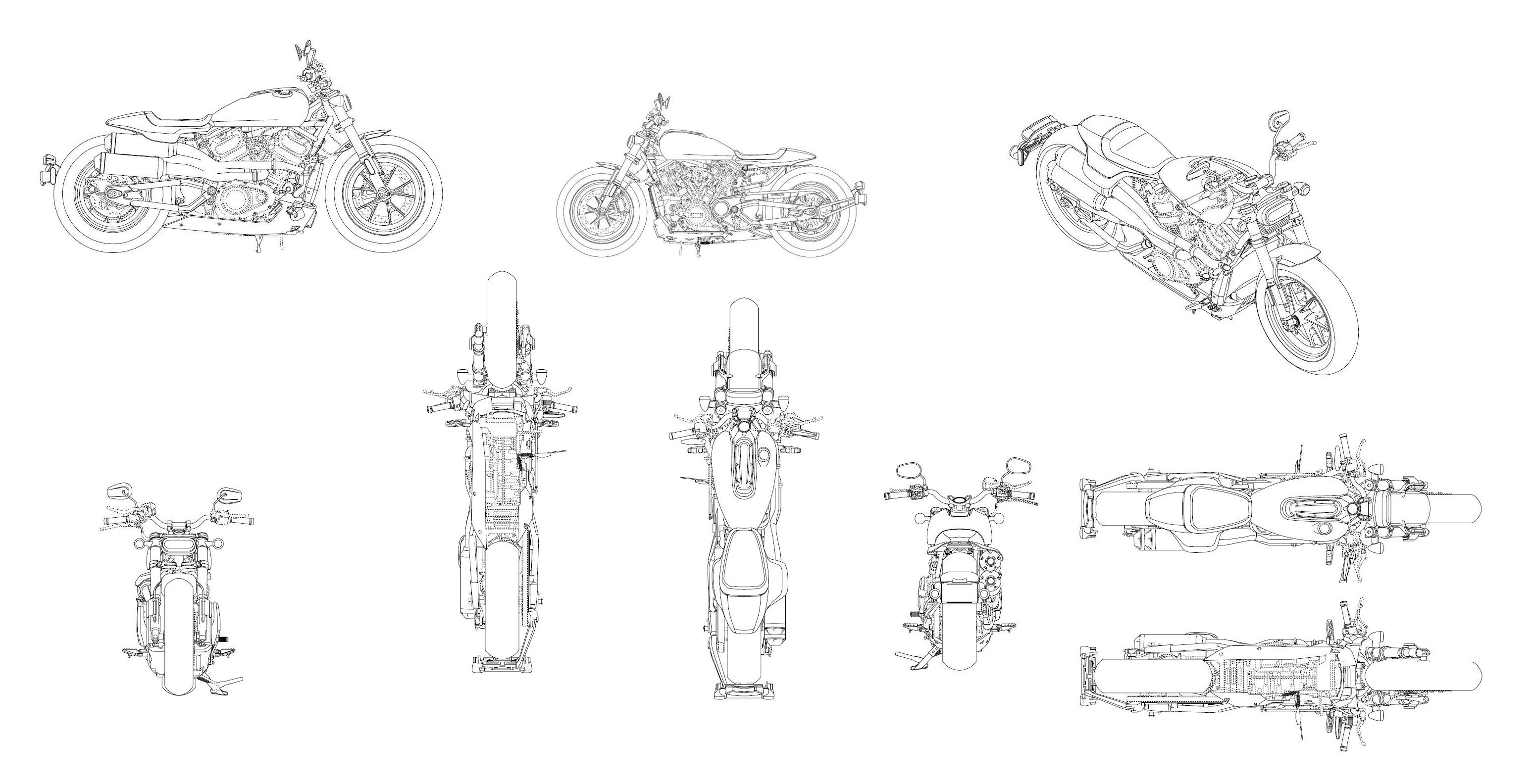 Here's another look at Harley-Davidson's Pan America